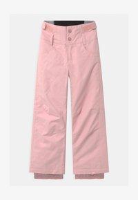 Roxy - DIVERSION MEMO - Zimní kalhoty - powder pink - 0