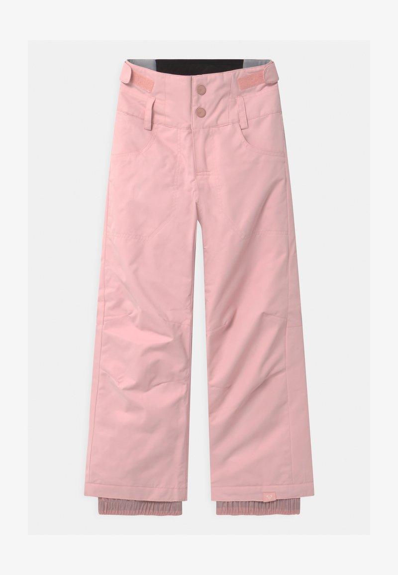 Roxy - DIVERSION MEMO - Zimní kalhoty - powder pink