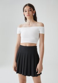 PULL&BEAR - Top - white - 0