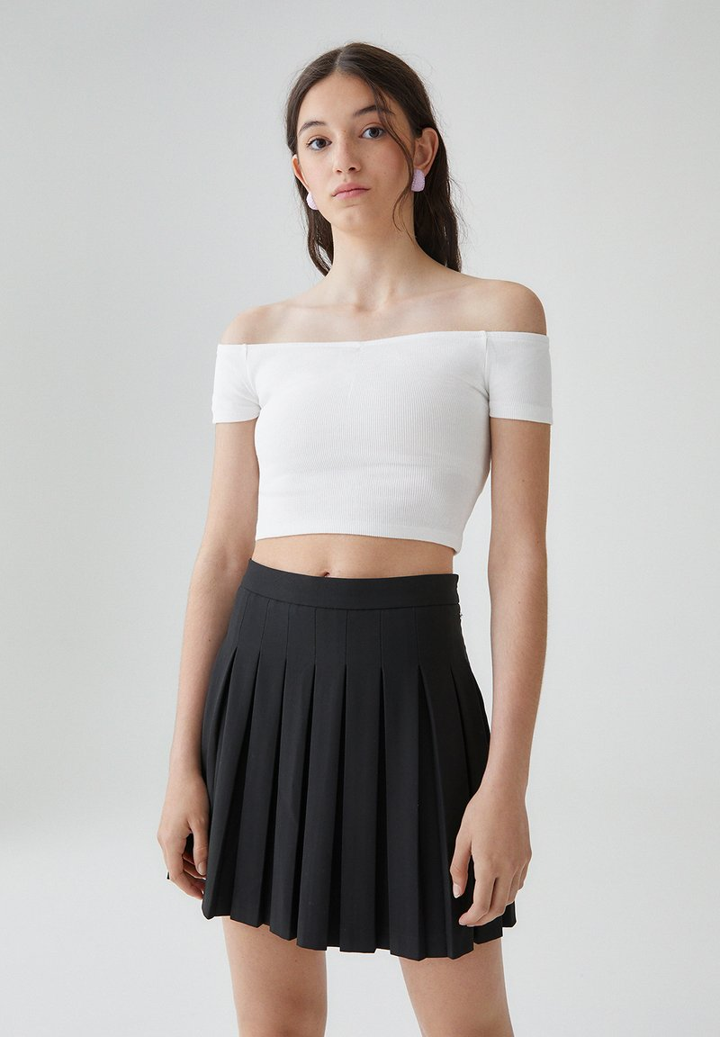PULL&BEAR - Top - white