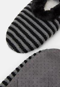 camano - SLIPPER  - Slippers - black - 2