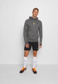 Nike Performance - FC BARCELONA - Club wear - charcoal heather/amarillo - 1