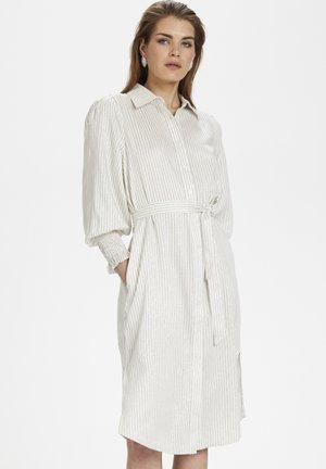 DEARKB  - Shirt dress - egret
