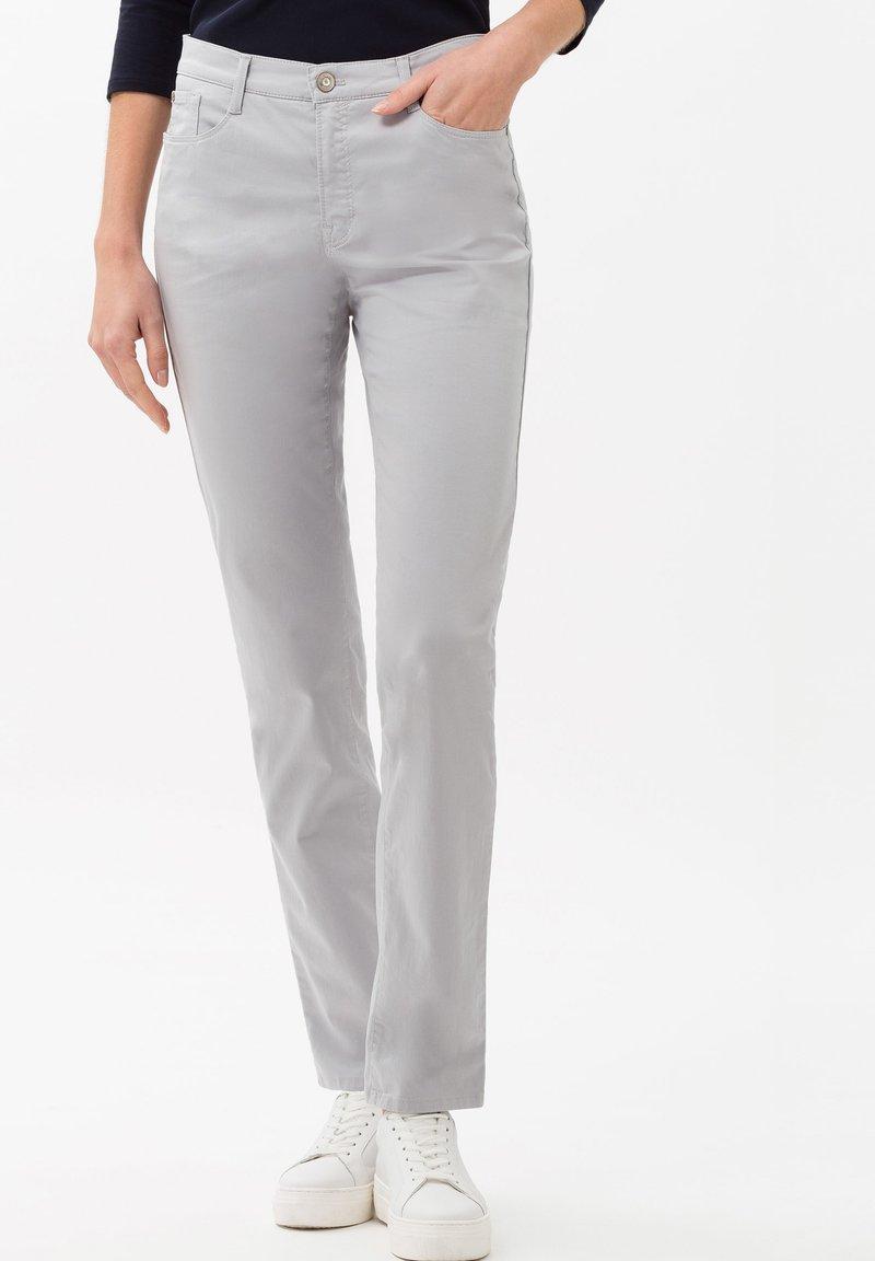 BRAX - STYLE CAROLA - Straight leg jeans - grey