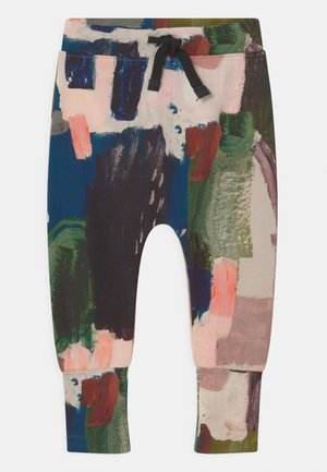 BAGGY SILENCE UNISEX - Teplákové kalhoty - multicolor