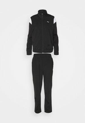 CLASSIC TRICOT SUIT SET - Trainingsanzug - black