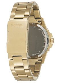 Fossil - Watch - gold-coloured - 2