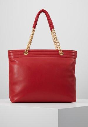 JEDI - Tote bag - red