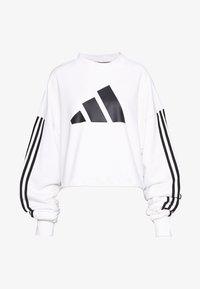 adidas Performance - ADJUST - Sweatshirt - white - 0