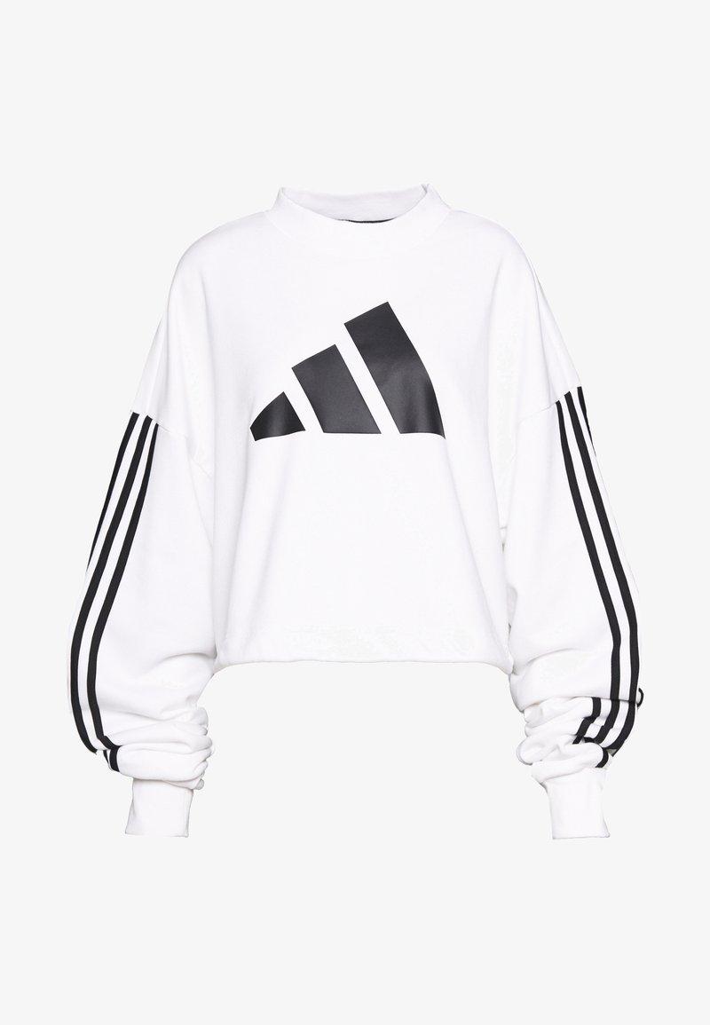 adidas Performance - ADJUST - Sweatshirt - white