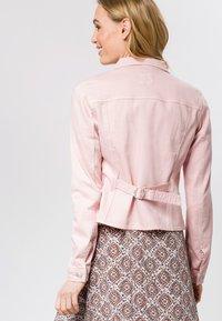 zero - Denim jacket - peach sorbet - 2