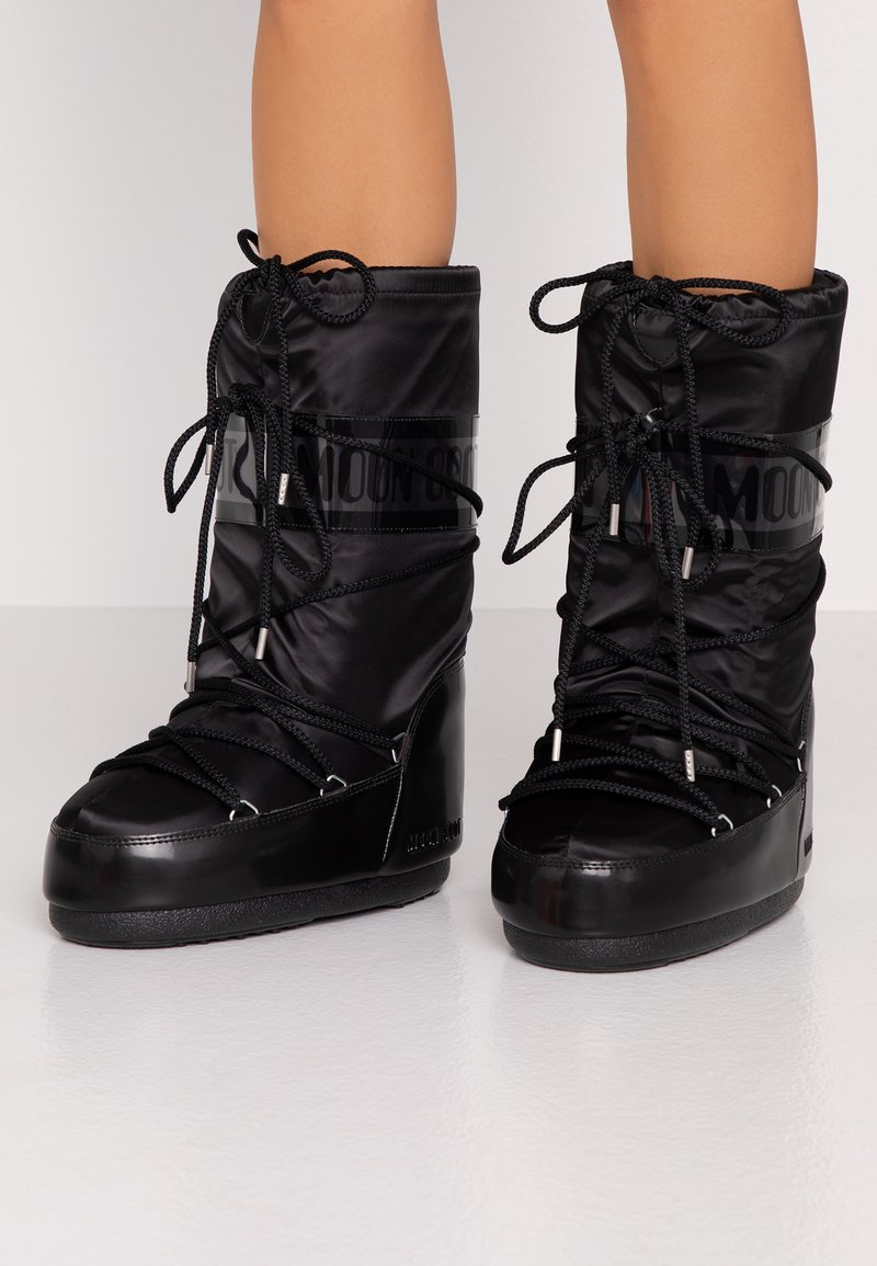 Moon Boot - GLANCE - Winter boots - black