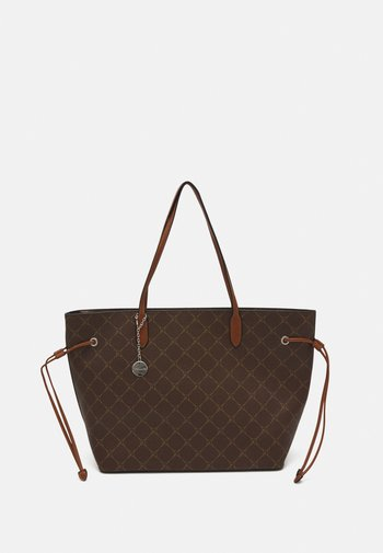 ANASTASIA CLASSIC - Tote bag - brown/cognac
