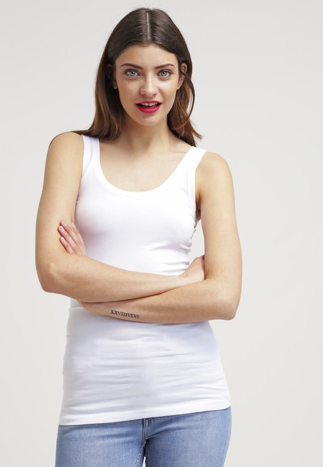 TULLA - Top - white