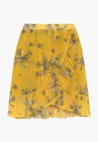 The New - PADDIE - Jupe trapèze - yellow - 0