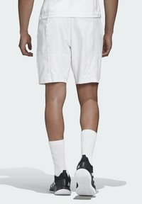 adidas Performance - ERGO SHORT - Sportovní kraťasy - white / scarlet - 2