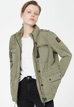 DAI-SY  - Outdoor jacket - green olive
