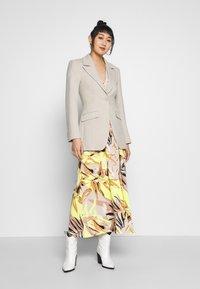 Vero Moda - Maxi dress - overcast/kleo - 1