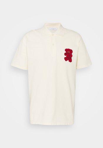 TEDDY - Polo shirt - ecru