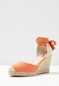 Office Wide Fit - MARMALADE WIDE FIT - High heeled sandals - blush - 4