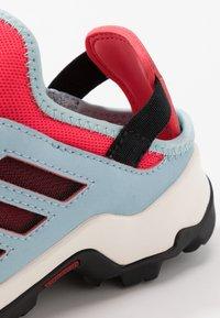 adidas Performance - TERREX HYDROTERRA - Outdoorschoenen - shock red/core black/core white - 2