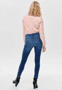 JDY - JDYMIO - Button-down blouse - pink smoke - 2