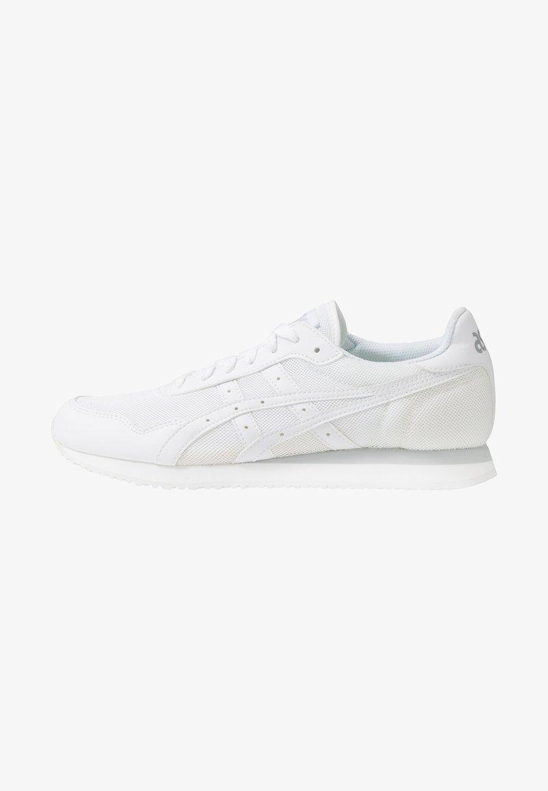 ASICS SportStyle - TIGER RUNNER UNISEX - Sneakersy niskie - white