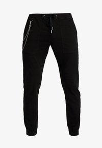 TOBY PANTS - Kalhoty - black