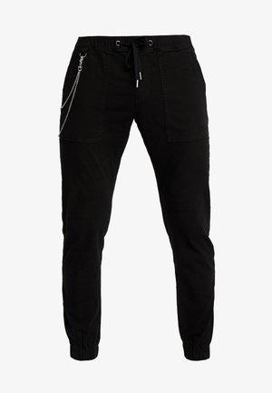 TOBY PANTS - Pantalon classique - black