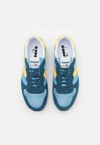 Diadora - ICONA UNISEX - Zapatillas - china blue/dusk blue/goldfinch - 3