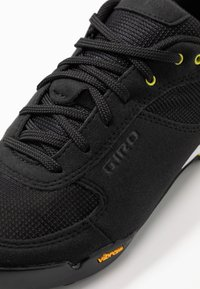 Giro - PETRA VR - Fahrradschuh - black/wild lime - 5