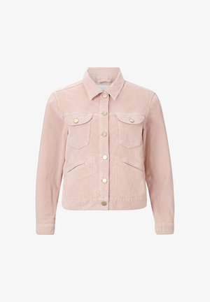 Summer jacket - blush pink
