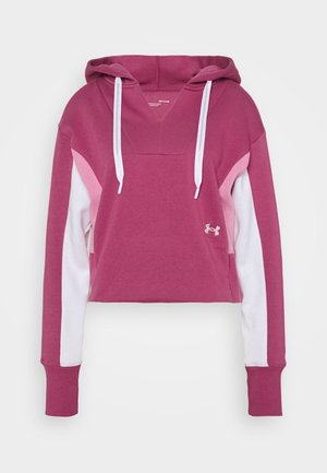 RIVAL HOODIE - Sweatshirt - pink quartz