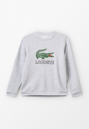 BOY LOGO - Sweatshirts - argent chine