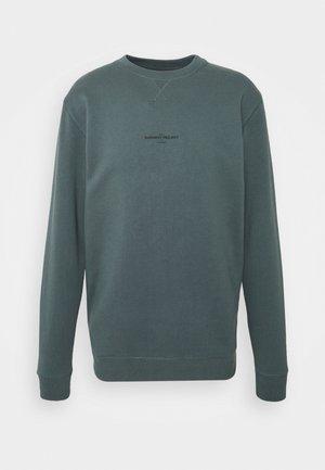 CREW NECK - Sweater - balsam green