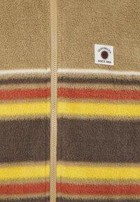 Quiksilver - CLEAN COASTS PRINT - Fleece jacket - brown - 2