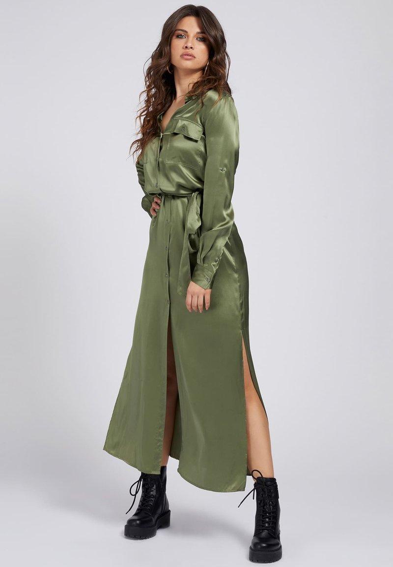Guess - Maxi dress - grün