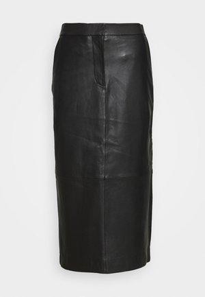 VARITY - Blyantnederdel / pencil skirts - black