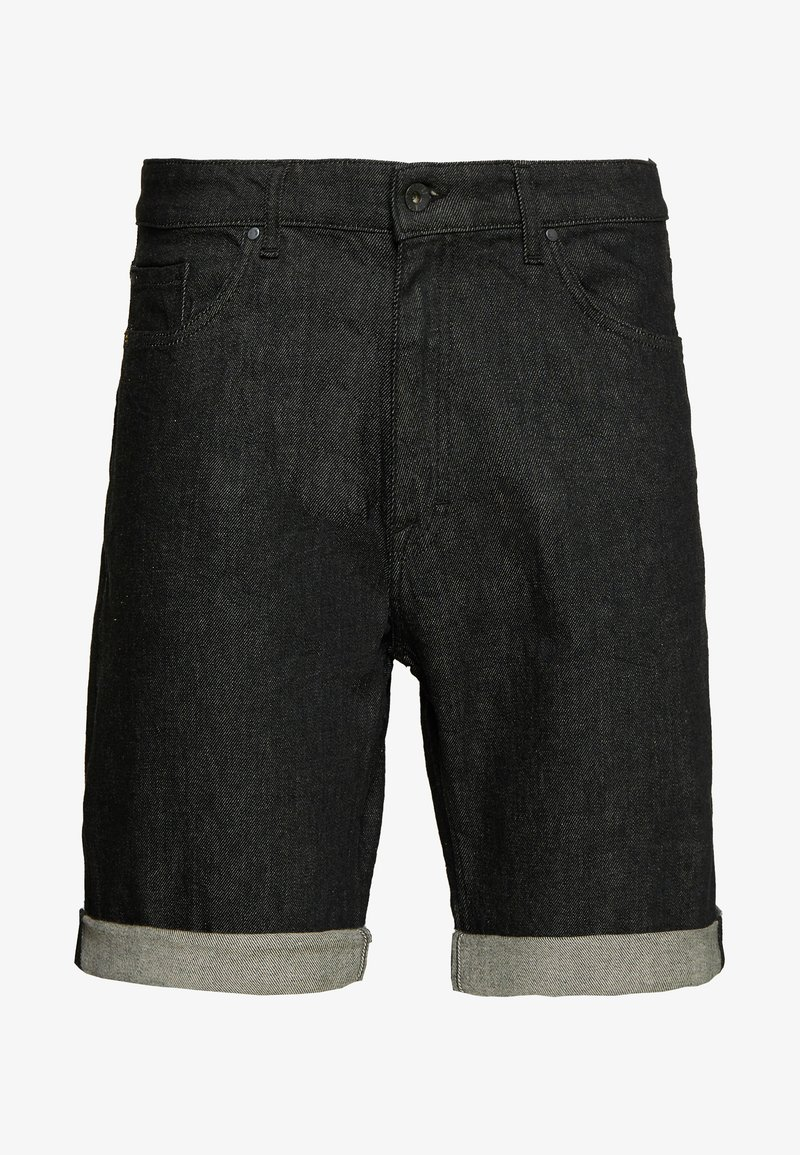 Tiger of Sweden Jeans - ASH… - Denim shorts - black