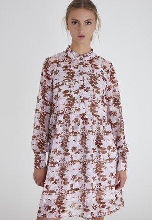 IXSALTY DR - Shirt dress - lilac sachet