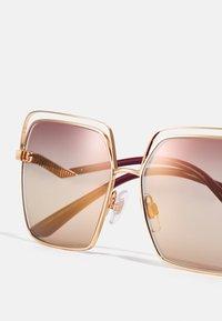 Dolce&Gabbana - Solglasögon - pink/gold-coloured - 2