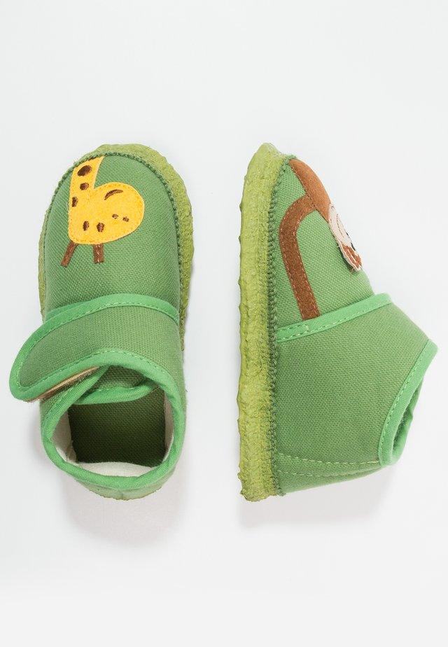 AFFE - Slippers - grün