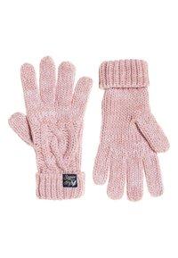 Superdry - ARIZONA - Gloves - rose - 1