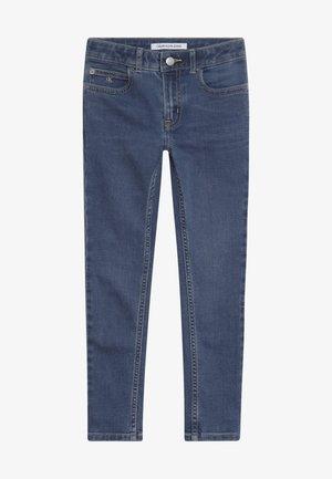 SUPER SKINNY FRESH - Jeans Skinny Fit - denim