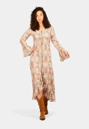 ALMENDRA - Maxi dress - etruscan colors