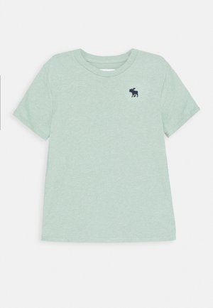 BASICS  - Camiseta estampada - green