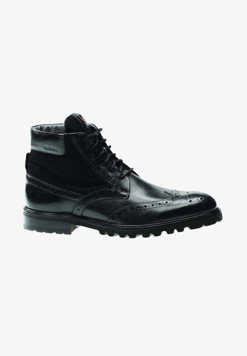 Strellson Premium - Veterschoenen - black