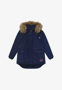 Lemon Beret - SMALL BOYS - Płaszcz zimowy - navy blazer - 5