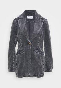 Weekday - RINA BLAZER - Blazer - washed black - 5