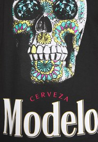 Diamond Supply Co. - CALAVERA TEE - Printtipaita - black